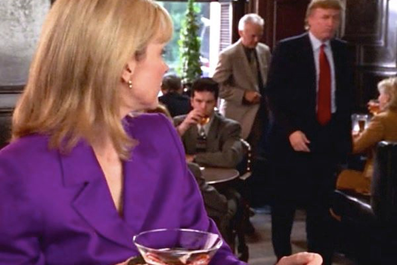 Sex and the City, 1999, som Donald Trump