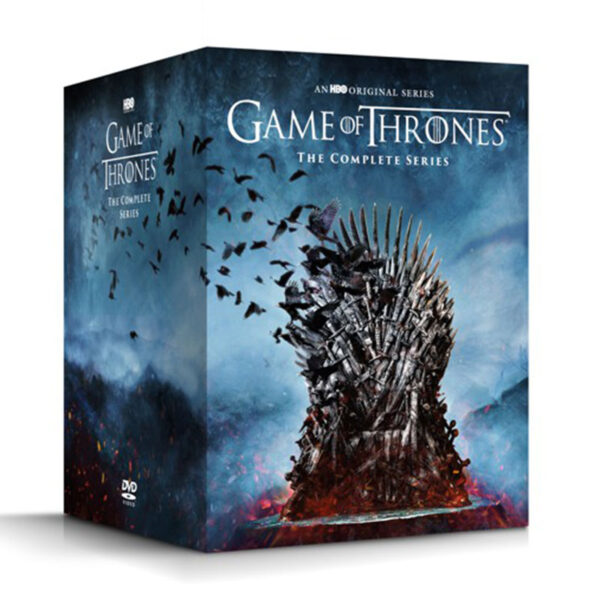Køb Game of Thrones complete collection DVD