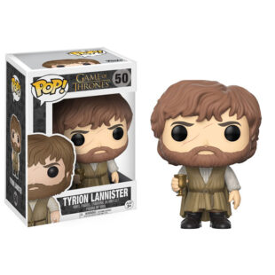 Køb Tyrion Lannister fra Game of Thrones som Funko POP!