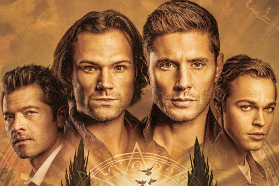 Se Supernatural Season 15