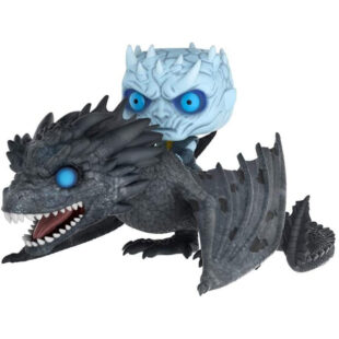 Køb Night King og Viserion Funko Pop