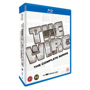 Køb The Wire på Blu-ray